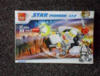 STAVEBNICE STAR PIONEER 0334 - PASUJE NA LEGO