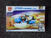 STAVEBNICE STAR PIONEER 0335 - PASUJE NA LEGO