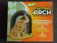 Hračka pro kočky - Purfect arch - škrabadlo, drbátko