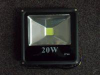 LED HALOGEN - 20W plochý - ÚSPORA ENERGIE