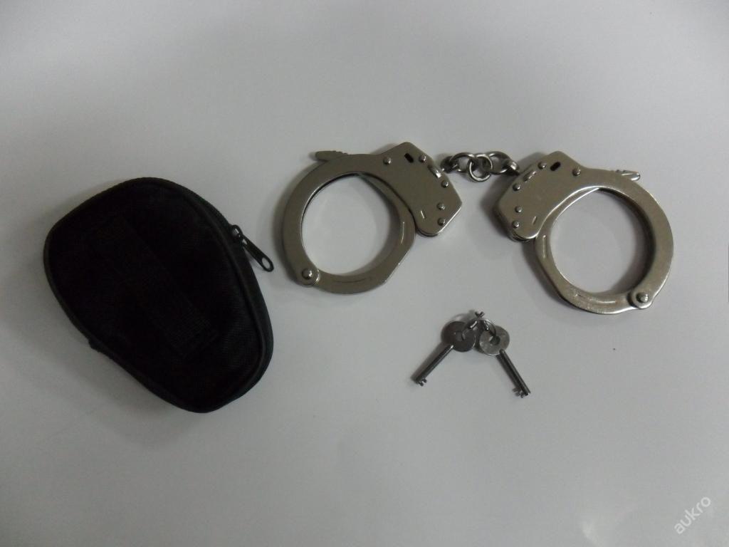 CELOKOVOVÁ POLICEJNÍ POUTA