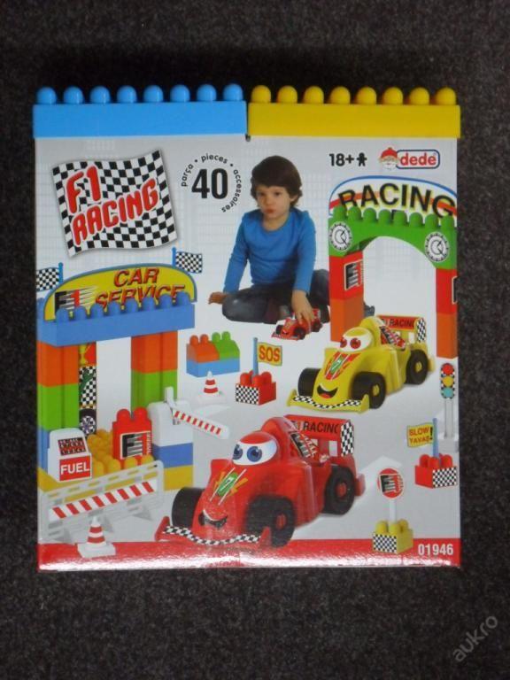 STAVEBNICE F1 RACING - DEDE