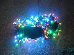 VÁNOČNÍ OSVĚTLENÍ 500 LED - BAREVNÉ ZD, BLIKAČKY