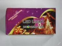 VENKOVNÍ VÁNOČNÍ OSVĚTLENÍ 250 LED - BAREVNÉ