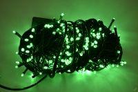 VÁNOČNÍ OSVĚTLENÍ 250 LED - ZELENÉ ZD